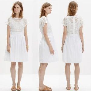 a6c7f6bf7f4 Women s Madewell Geo Lace Dress on Poshmark